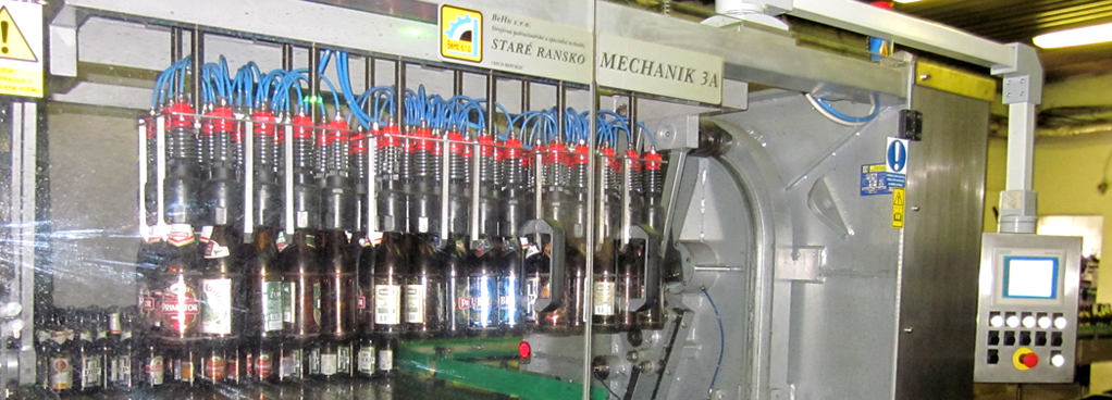 Bottling And Unloading Equipment